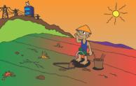 6 Faktor Penyebab Banyak Petani Beralih Profesi